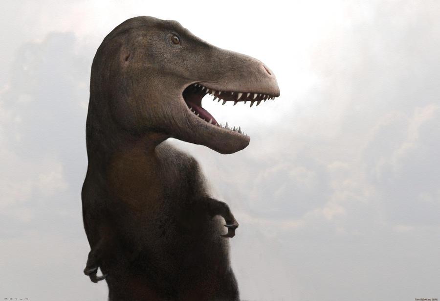 T-rex, a cutie or a beast by Renum63