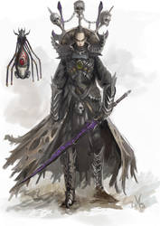 Dark Eldar 2.0 by DavidSondered