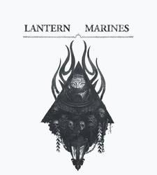 Lantern Marines Frontis by DavidSondered