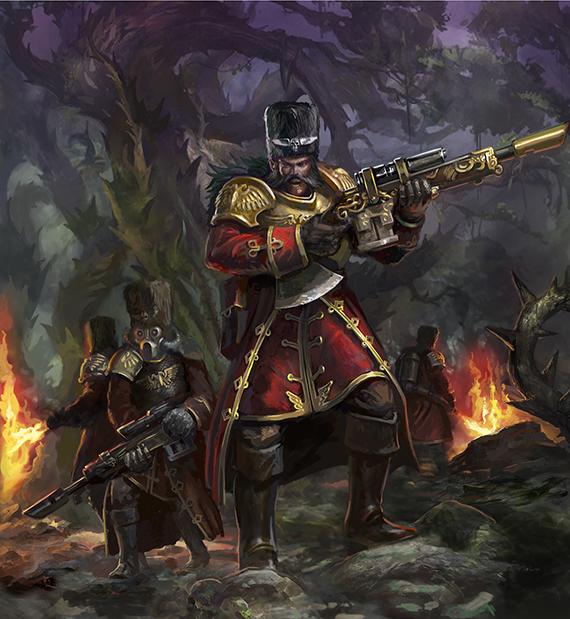 Jungles Of Nectavus-VostroyanOfficer-DavidSondered by DavidSondered