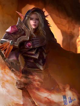 Commission Livs Bloodelf