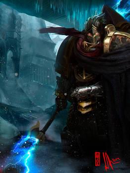 Gwalchavad - Primarch of the Light Wardens