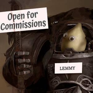 MONTH OF LEMONS - Lemmy the intern