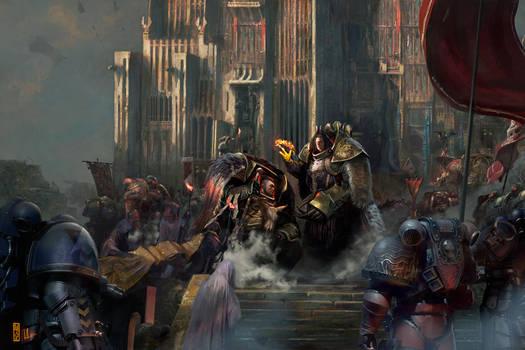Maur Crowned Warmaster