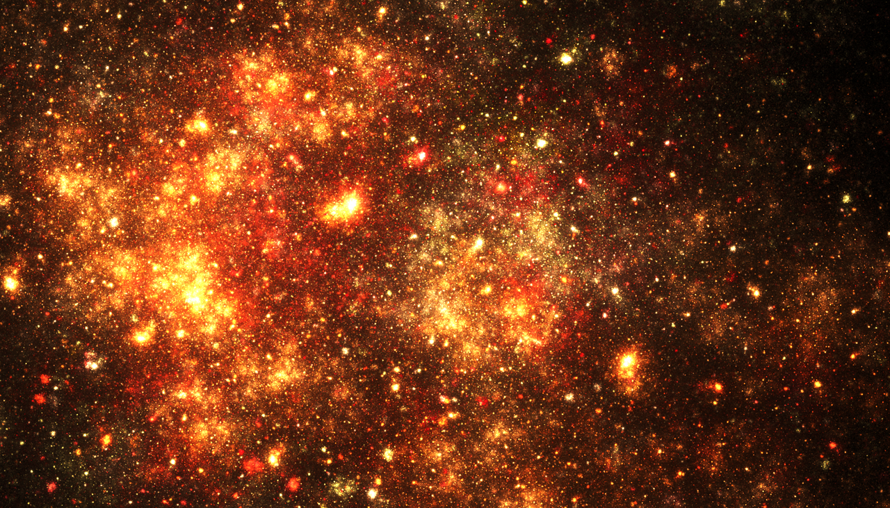 orange galaxy wallpaper tab - photo #21