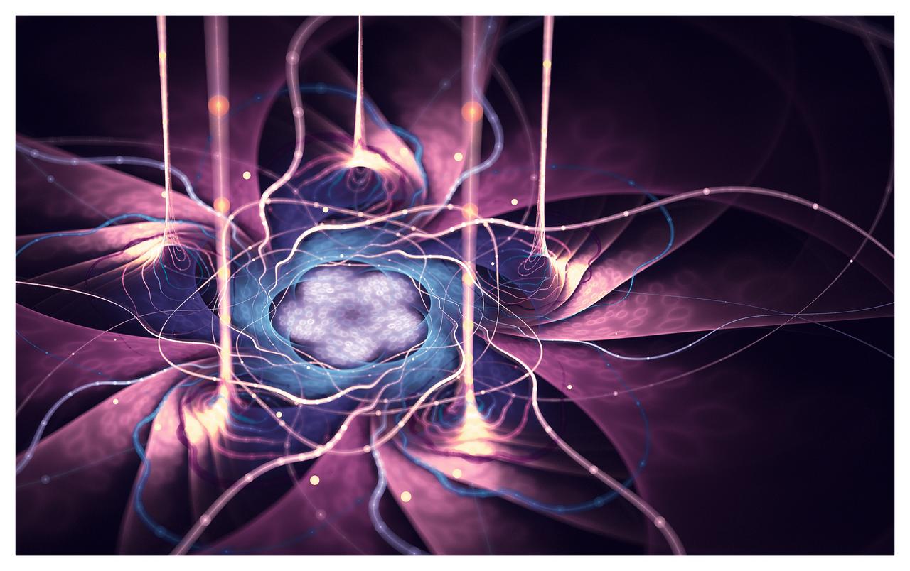 Schizophrenia by SymmetryBox
