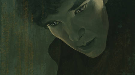 Sherlock by SaskiaDeKorte