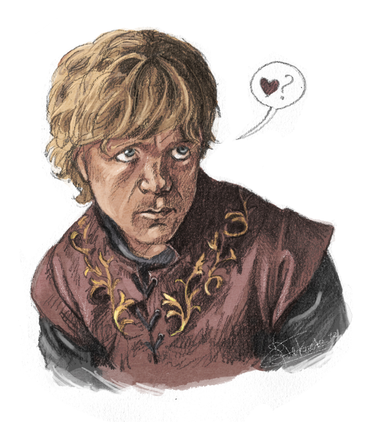 Tyrion by Finnguala