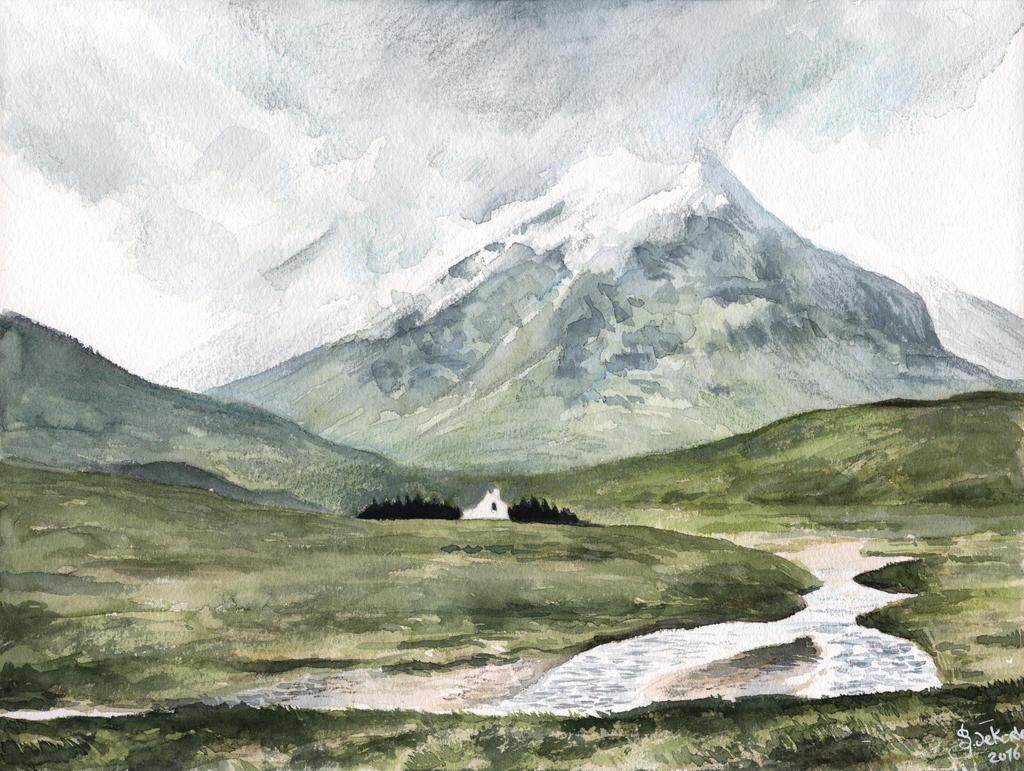 Glencoe by Finnguala