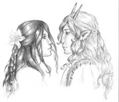 The Princess and The Faun