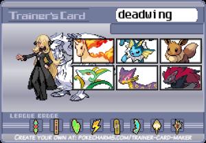 deadwing1's Profile Picture