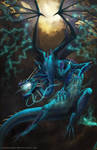 Nevyrros the sky dragon