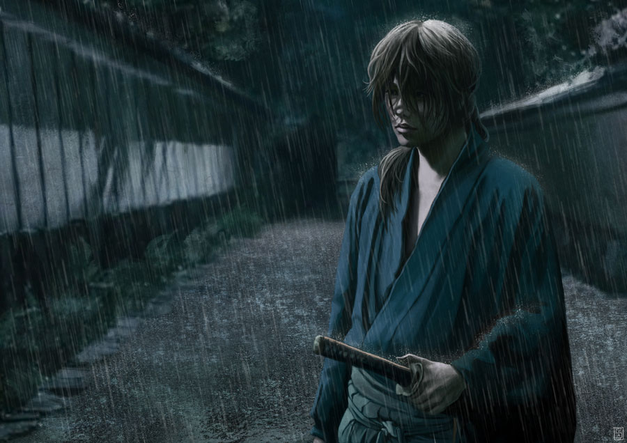 Rurouni Kenshin by Sa-chan1603 on DeviantArt