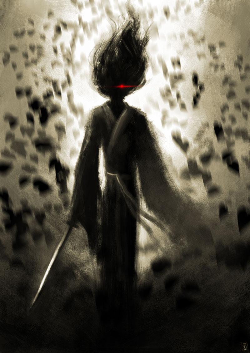 My Dark Passenger by Sa-chan1603