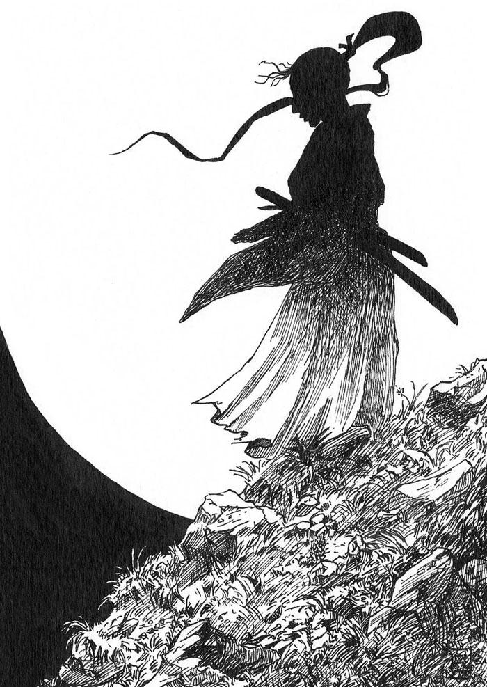 Moon night by Sa-chan1603