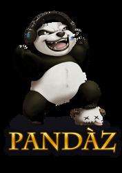 Pandaz logo by Sa-chan1603