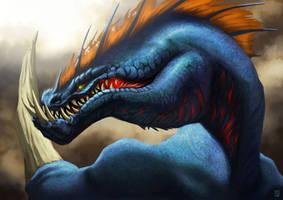 Murena Dragon by Sa-chan1603