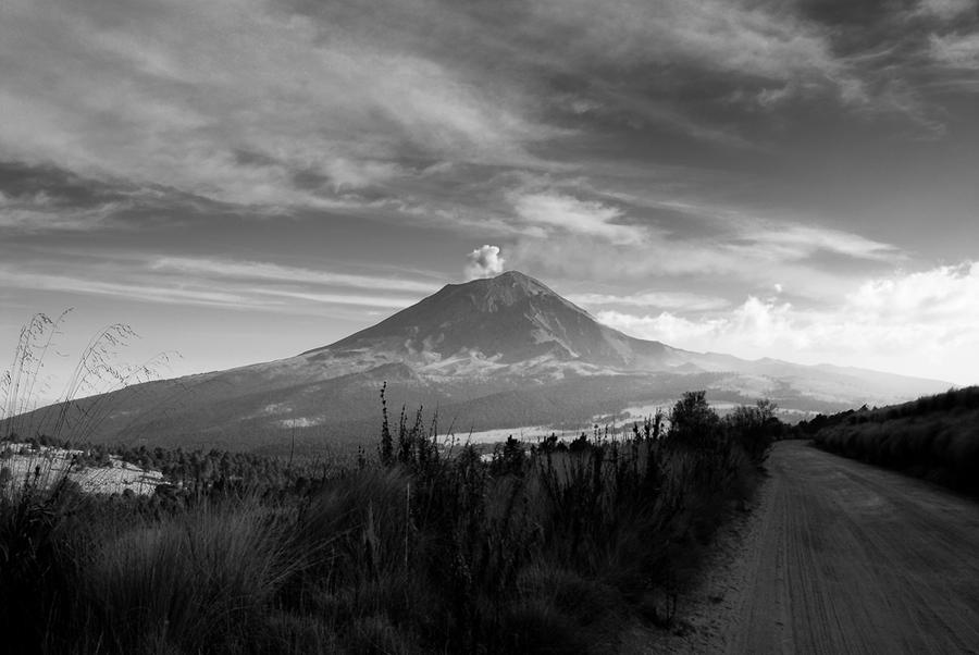 Under the Volcano by D3R-Spitzel