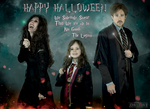 Harry Potter - Halloween 2018 Family Costumes