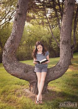 Springtime Book Reading 2