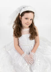 First Holy Communion Photo Shoot Session 1