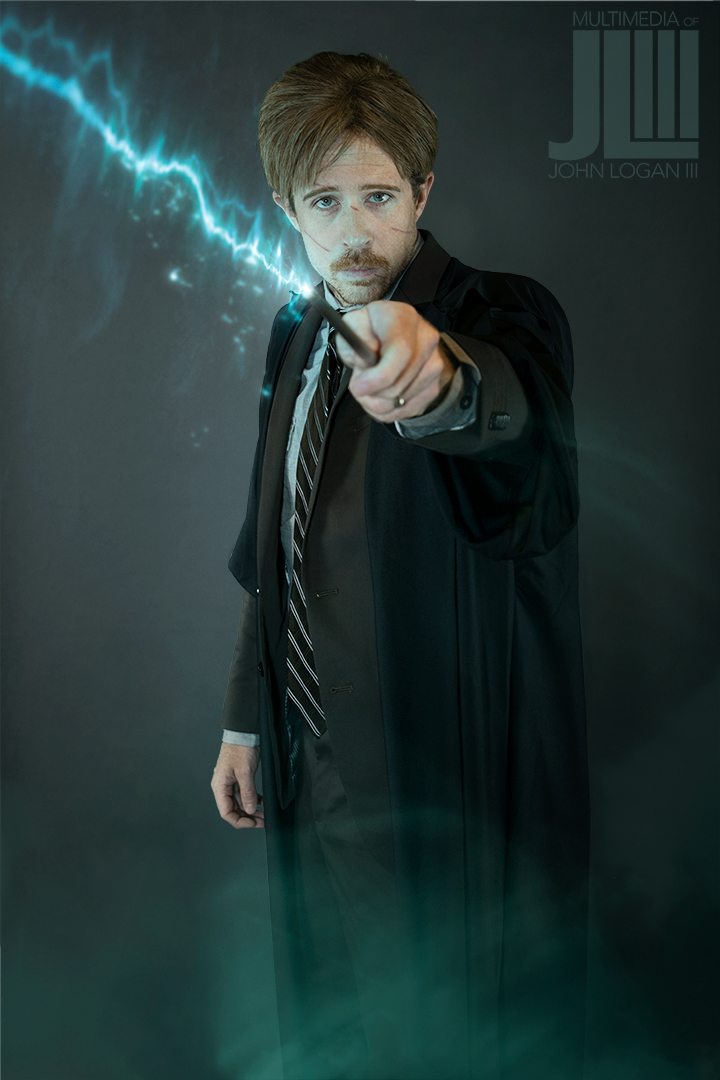 Professor Lupin - Harry Potter Costume (2018)