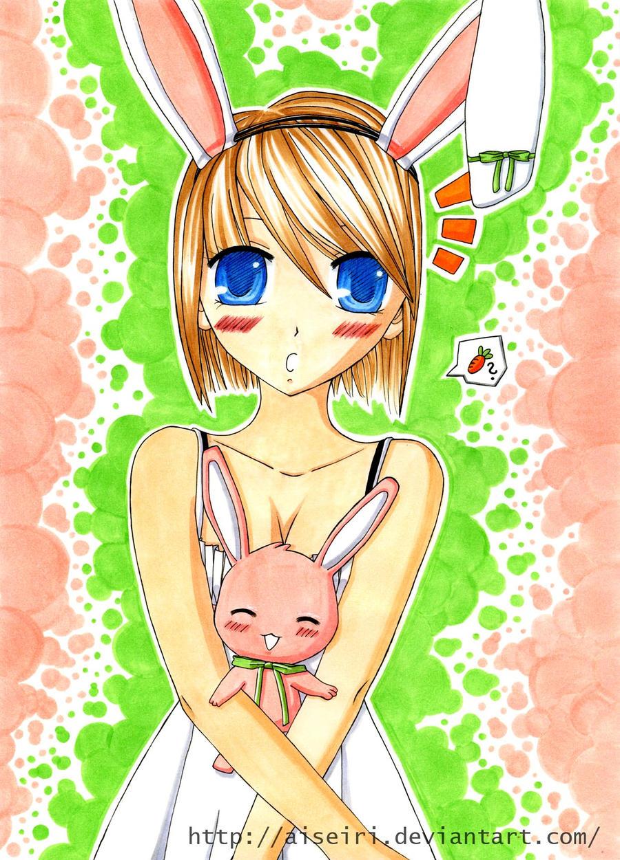 Something cute... by Aiseiri