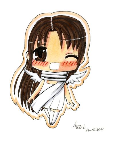 C: Ayumi Nazu by Aiseiri