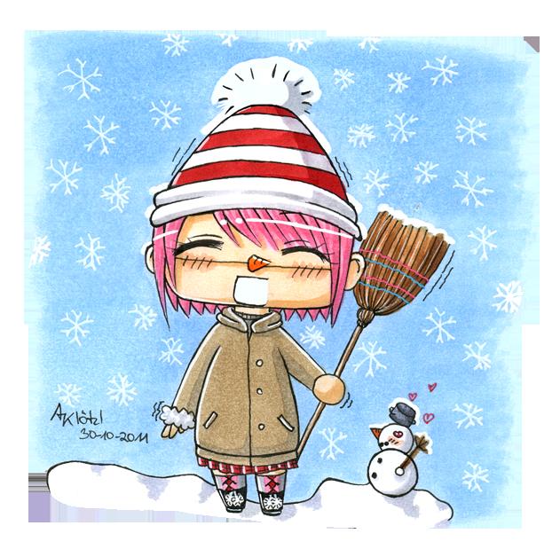 Winter by Aiseiri