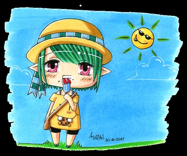 Summer by Aiseiri