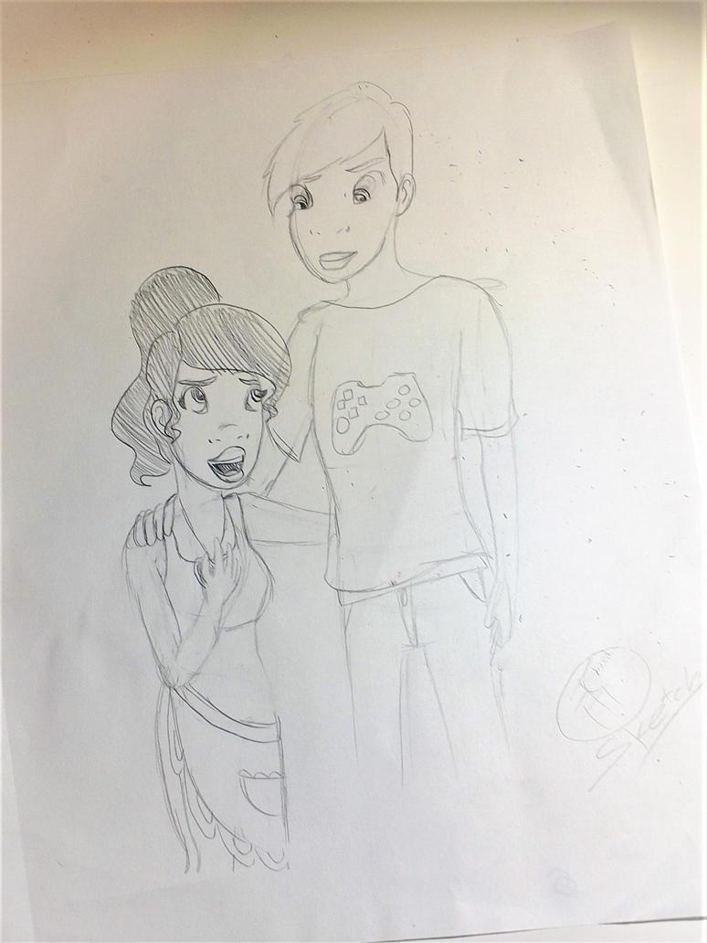Original Sketch by Espy26