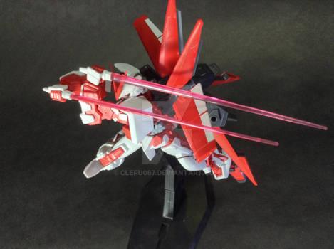 Gundam Astray Red Frame + Flight Unit (HG)