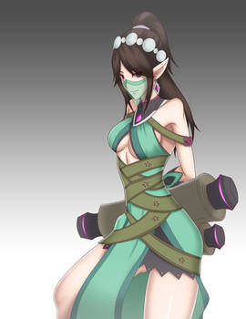 Ying, the Blossom (Paladins)