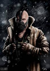 Bane by SamDenmarkArt