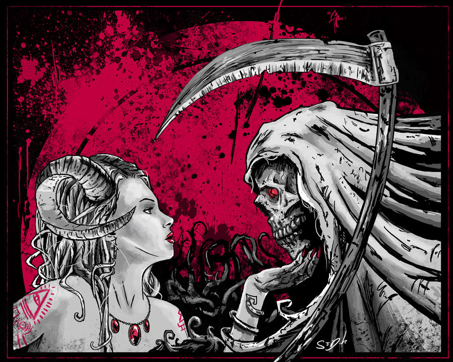Скачать игру love death