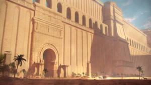 Desert City Entrance