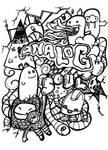 Speak Analog Doodle