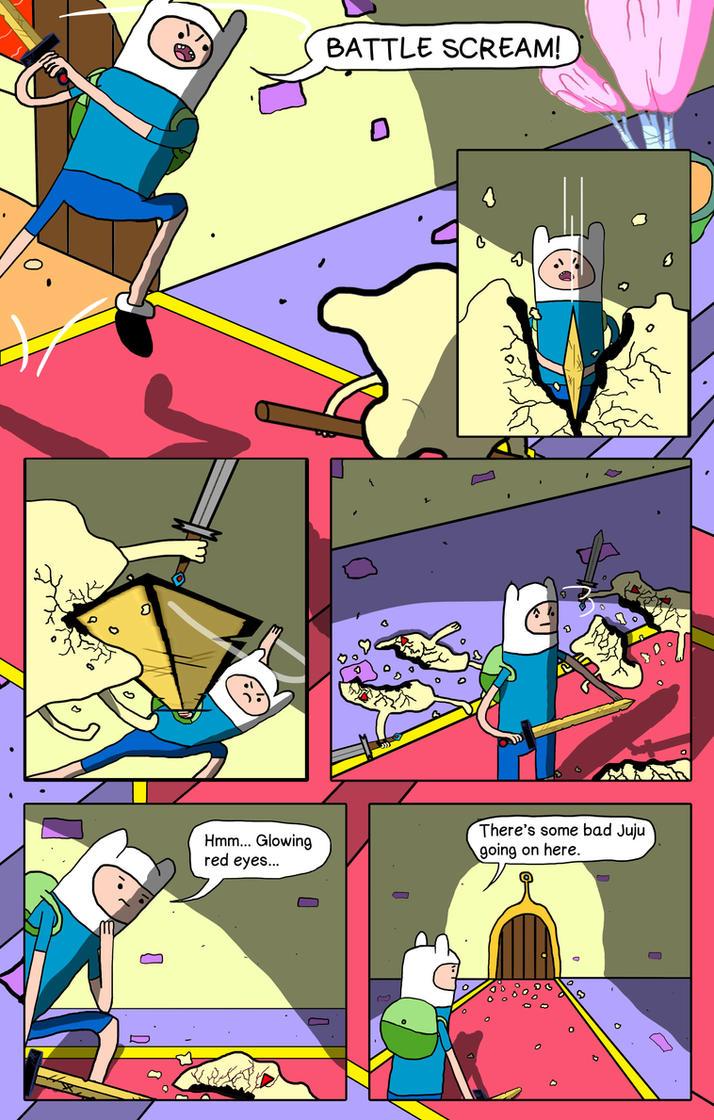 adventure time sex comics