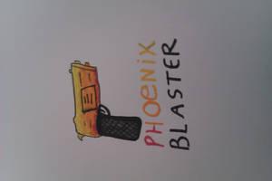 phoenix blaster by bamseper