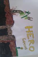 hero fanart 2 by bamseper