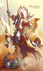 Centaur by LifelessMech