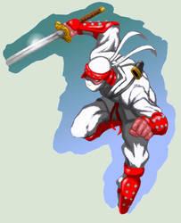 Warrior of Oboro Ninjutsu