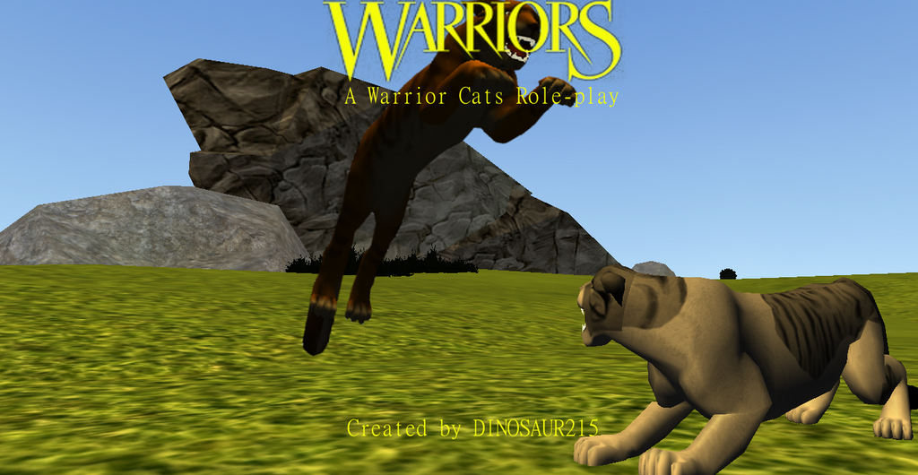Warrior Cats Unofficial Online Game