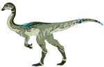 [Auction] Forest Gallimimus - OPEN by Bluminescent