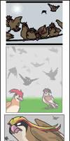 016 to 018: Birds by HedgehogBeeblebrox