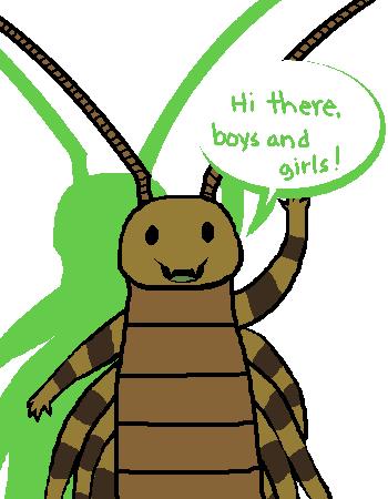 Hector: Happy House Centipede By HedgehogBeeblebrox ...