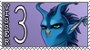 Visser Three stamp by NecrosisDemon