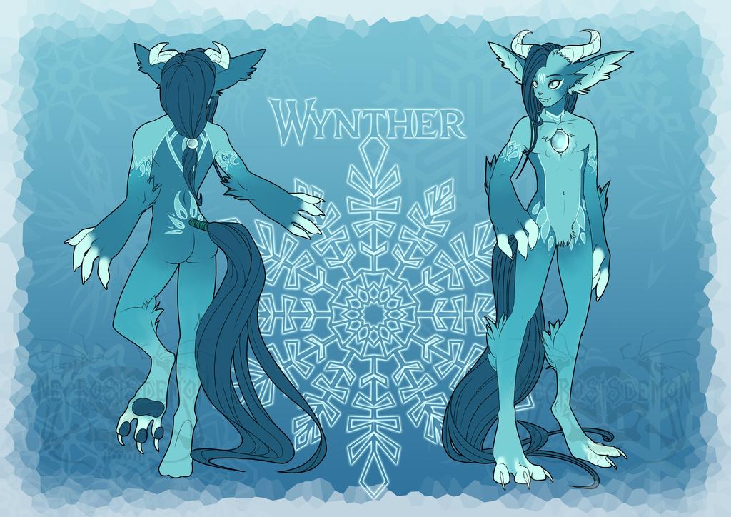 Wynther ref by NecrosisDemon