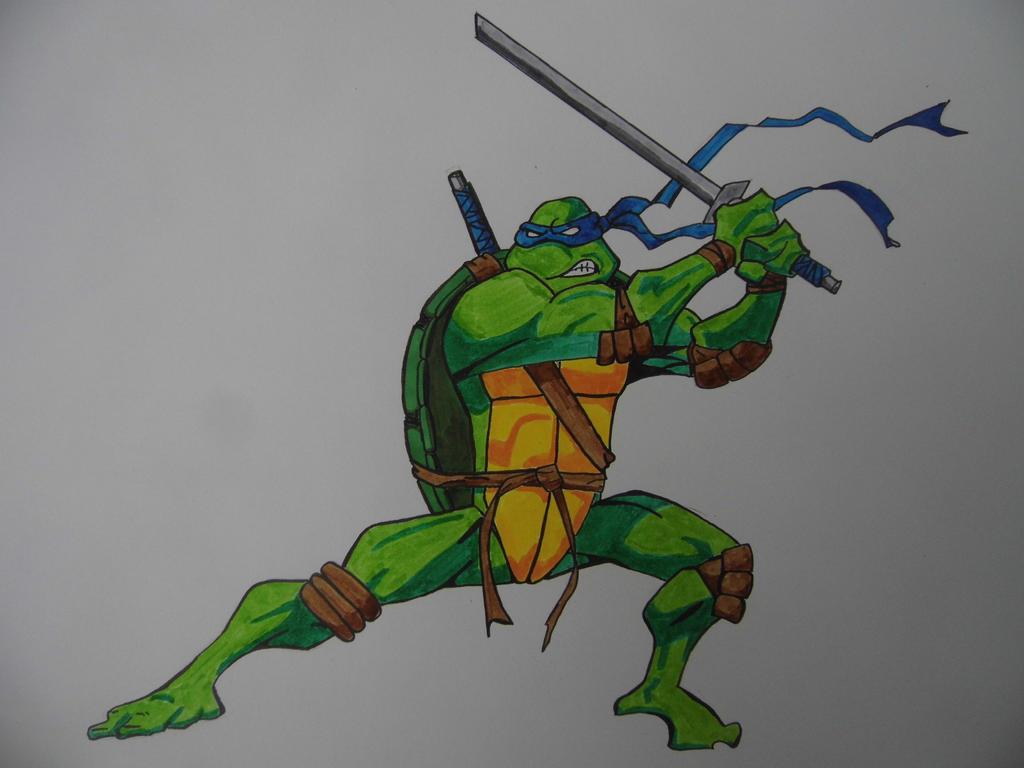 Turtle Power by TV-Yojimbo