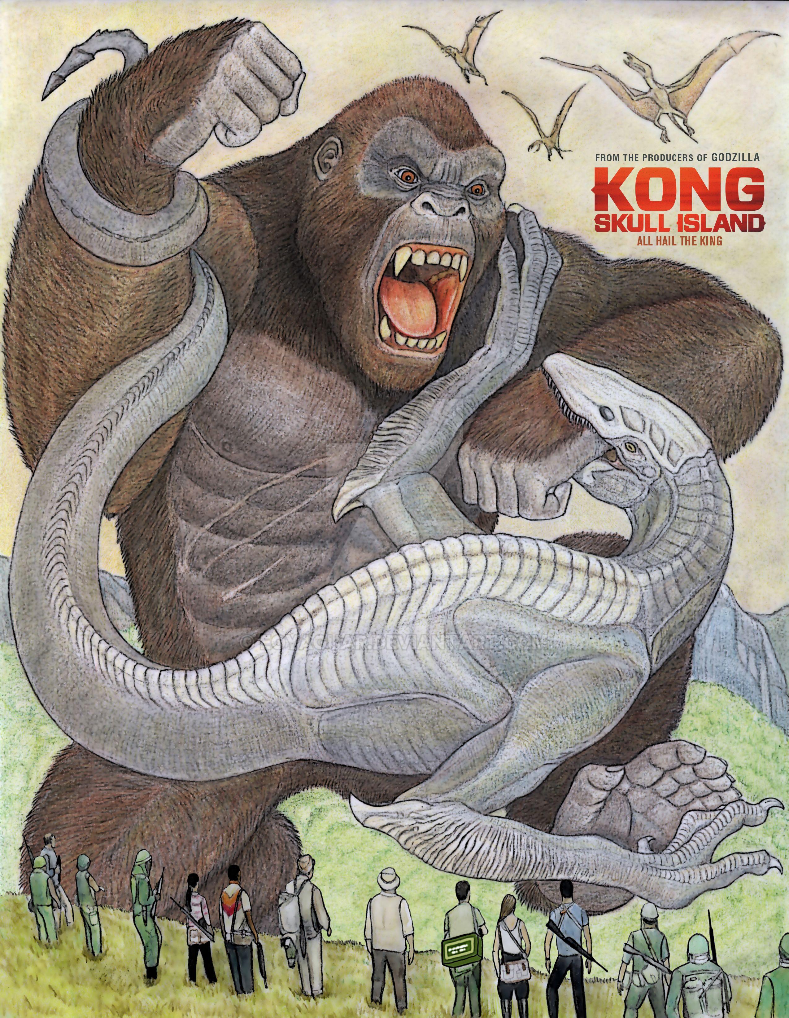 Kong Island Watches